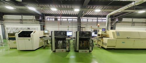 کارخانه تابا الکترونیک